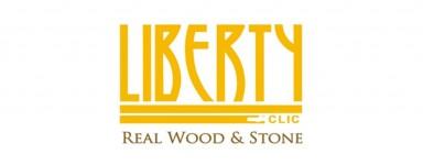 LIBERTY CLIC - REAL WOOD & STONE