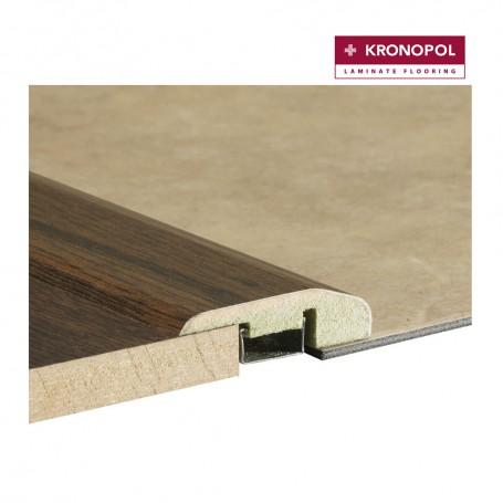 Perfil Transición Kronopol a Juego con suelos de espesor 12mm