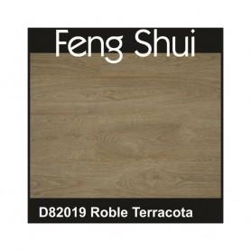 FENG SHUI - ROBLE TERRACOTA