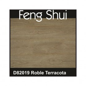 FENG SHUI - ROBLE TERRACOTA