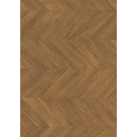 QUICK STEP - IMPRESSIVE PATTERNS - ROBLE MARRON CHEVRON - IPA4162