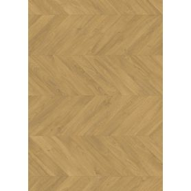 QUICK STEP - IMPRESSIVE PATTERNS - ROBLE NATURAL CHEVRON - IPA4161