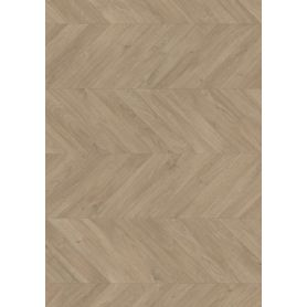 QUICK STEP - IMPRESSIVE PATTERNS - ROBLE PARDO CHEVRON - IPA4164