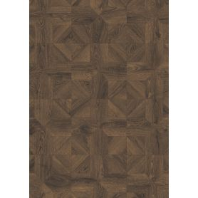 QUICK STEP - IMPRESSIVE PATTERNS - ROBLE ROYAL MARRON OSCURO - IPA4145