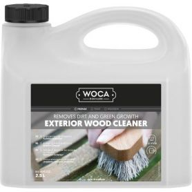 WOCA - EXTERIOR WOOD CLEANER - 617910A