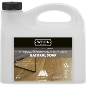 WOCA - NATURAL SOAP BLANCO - 511325A