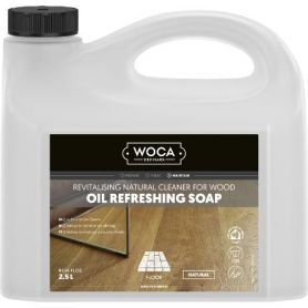 WOCA - OIL REFRESHING SOAP BLANCO - 511325A