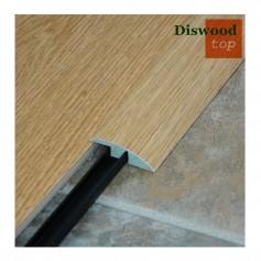 Perfil Dilatación para Parquet Diswood Top Roble Rechapado