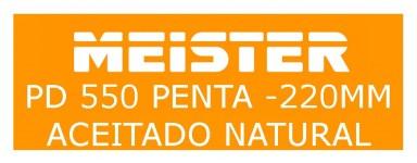MEISTER - PD550 PENTA - 220MM