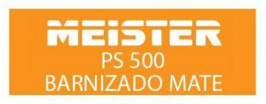 PS 500 - BARNIZADO MATE