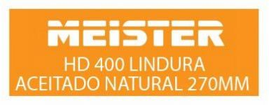 HD 400 LINDURA - ACEITADO NATURAL - 270MM