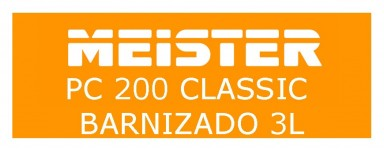 MEISTER - PC200 CLASSIC - BARNIZADO