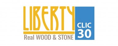 LIBERTY CLIC - REAL WOOD & STONE 30