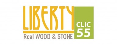 LIBERTY CLIC - REAL WOOD & STONE 55